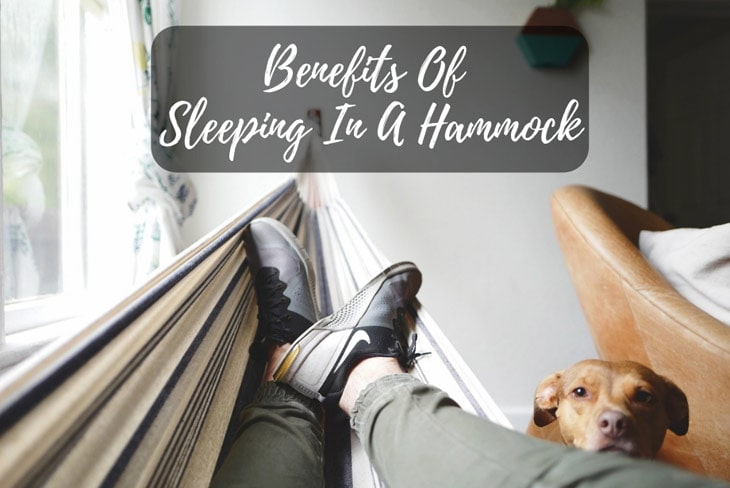 Benefits Of Sleeping In A Hammock