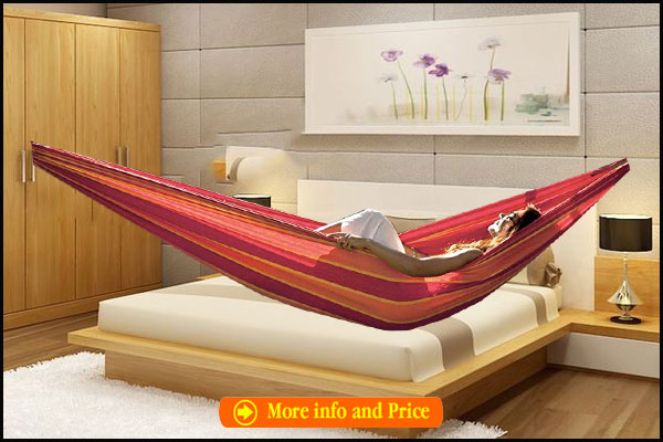 Which type of hammock is best suitable for nighttime sleeping