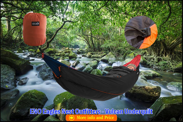 ENO Eagles Nest Outfitters Vulcan Underquilt