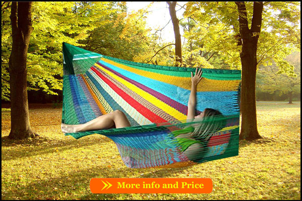 Hammock to sway those sunny days away