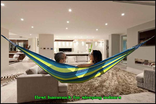 Best Hammock For Sleeping Indoors - Sleep Chillout