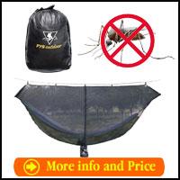 Hammock Bug Net Lightweight Mosquitoes Exclusive