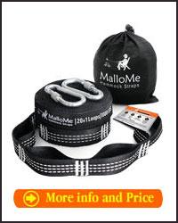 Mallome Hammock Straps