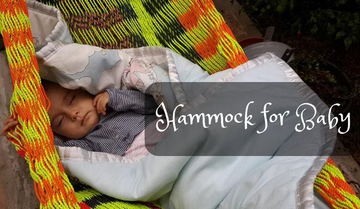 Hammock for Baby