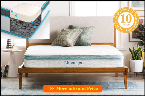 best type of mattress for hypermobility