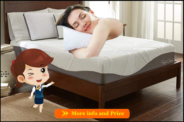 Perfect Cloud UltraPlush Gel Max Memory Mattress