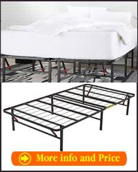 AmazonBasics Platform Bed Frame