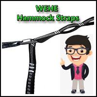 WEHE Hammock Straps