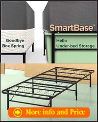"""Zinus 14"""" SmartBase mattress foundation"""