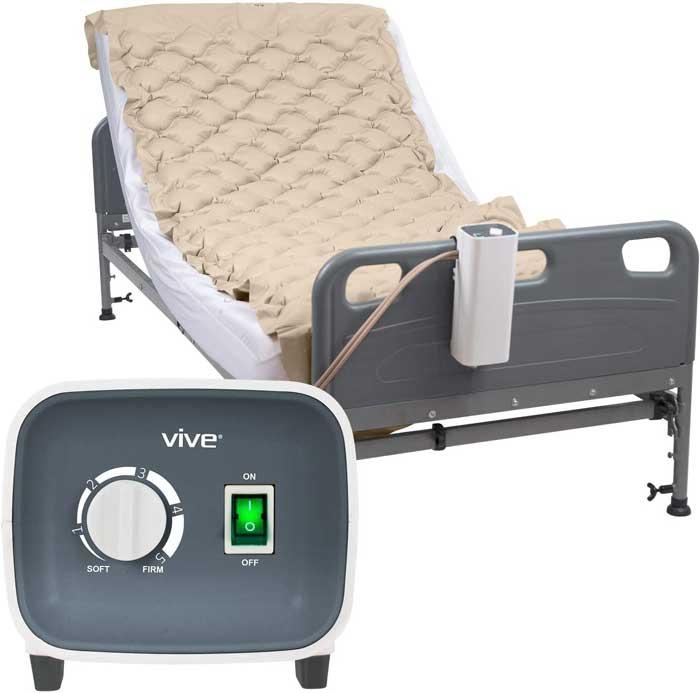 Vive Alternating Pressure Pad for Sore Problems